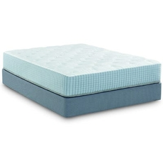 Queen Restonic Scott Living Repose Plush 10.5 Inch Mattress