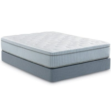 Full XL Restonic Scott Living Sanguine Euro Top 12.5 Inch Mattress