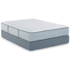 Cal King Restonic Scott Living Stargazer Firm 13 Inch Mattress