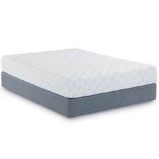 Full XL Restonic Scott Living Zen Memory Foam 10 Inch Mattress