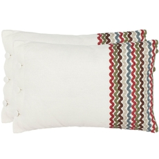 Safavieh Holden Multi Decorative Pillows Set of 2