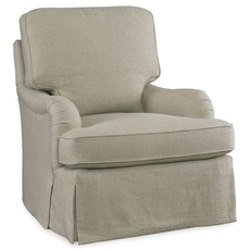 Sam Moore Tilly Swivel Glider Chair