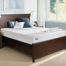 Full Sealy Conform Essentials Upbeat Firm 9.5 Inch Mattress