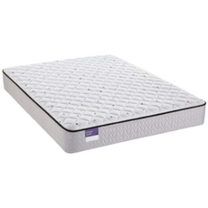 Queen Sealy Crown Jewel Value Inspirational Excellence Plush 10 Inch Mattress