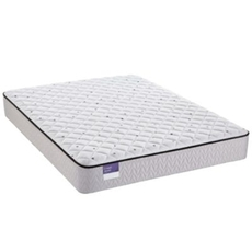 Queen Sealy Crown Jewel Value Inspirational Happiness Firm Mattress