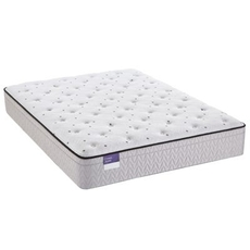 Twin Sealy Crown Jewel Value Inspirational Happiness Plush Euro Top 12 Inch Mattress