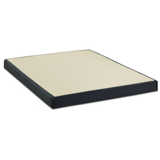 Split Queen Sealy Posturepedic Low Profile Height Box Spring - Foundation