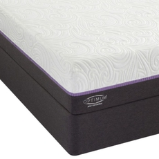 "Sealy Optimum Radiance Gold King Mattress Only SDMB111711 - Scratch and Dent Model ""As-Is"""
