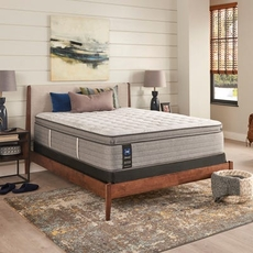 Cal King Sealy Posturepedic Cooper Mountain V Soft Pillow Top 15 Inch Mattress