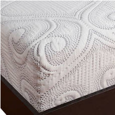 King Sealy Posturepedic Hybrid 10.5'' Luxury Firm Mattress