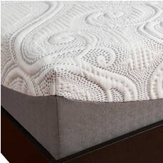 Queen Sealy Posturepedic Hybrid 12'' Cushion Plush Mattress
