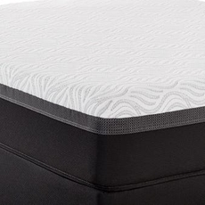 King Sealy Posturepedic Hybrid Essentials Trust II Mattress + FREE $100 Gift Card