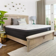 King Sealy Posturepedic Hybrid Essentials Trust II 12 Inch Mattress + FREE $150 Visa Gift Card