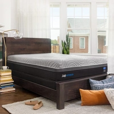 Queen Sealy Posturepedic Hybrid Performance Copper II Plush 13.5 Inch Mattress + FREE $150 Visa Gift Card