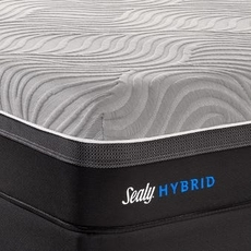 Sealy Posturepedic Hybrid Performance Kelburn II Queen Mattress Only  SDMB081903 - Scratch and Dent Model ''As-Is''