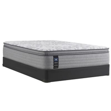 Queen Sealy Posturepedic Mountain Ridge V Soft Pillow Top 13.5 Inch Mattress