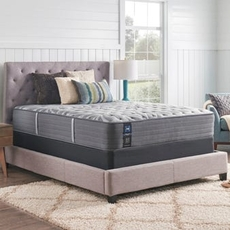 Full Sealy Posturepedic Plus Archer Glen V 13 Inch Cushion Firm Mattress