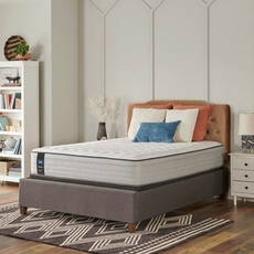 King Sealy Posturepedic Santa Paula V Medium Euro Top 13 Inch Mattress