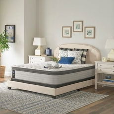 Twin Sealy Posturepedic Santa Paula V Medium Pillow Top 14 Inch Mattress