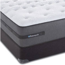 Queen Sealy Posturepedic Select Bellesguard Cushion Firm Mattress