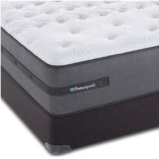Queen Sealy Posturepedic Select Yonge Street Cushion Firm Mattress