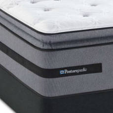 Sealy Posturepedic Select Yonge Street Firm Euro Pillow Top Twin XL Mattress Only OVML0318082