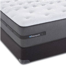King Sealy Posturepedic Select Yonge Street Plush Mattress