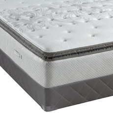 Sealy Posturepedic Barrett Court III Cushion Firm Euro Pillow Top Twin XL Mattress Only SDMB101741