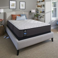 Twin Sealy Posturepedic Response Performance Cooper Mountain IV Firm Mattress