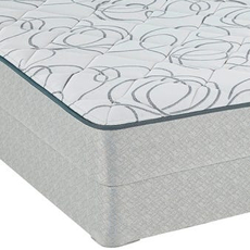 Sealy Response Essentials Seward IV Plush Twin Mattress Set OVMB101734