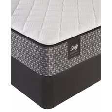 King Sealy Response Essentials Castra IV Firm Mattress