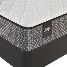 Queen Sealy Response Essentials Seward IV Firm Mattress