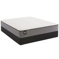 Queen Sealy Response Essentials Townhouse IV Cushion Firm Mattress