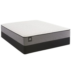 Twin Sealy Response Essentials Townhouse IV Cushion Firm Mattress