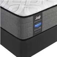 Sealy Posturepedic Response Performance Cooper Mountain IV Firm Queen Mattress Set SDMB111705