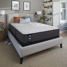 Sealy Posturepedic Response Performance Cooper Mountain IV Plush 12.5 Inch Twin Mattress Only SDMB042122 - Scratch and Dent Model ''As-Is''