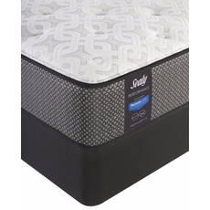 King Sealy Posturepedic Response Performance Mountain Ridge IV Firm Mattress