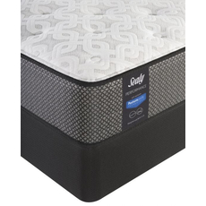 Cal King Sealy Posturepedic Response Performance Mountain Ridge IV Plush Mattress