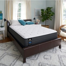 Cal King Sealy Posturepedic Response Performance Mountain Ridge IV Plush 11.5 Inch Mattress