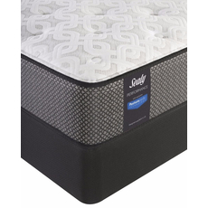 Twin Sealy Posturepedic Response Performance Santa Paula IV Cushion Firm Mattress