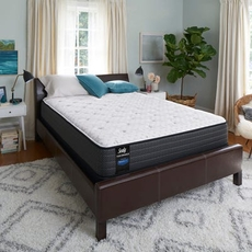 Queen Sealy Posturepedic Response Performance Santa Paula IV Plush 12 Inch Mattress
