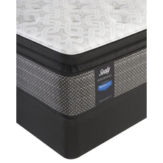 Full Sealy Posturepedic Response Performance Santa Paula IV Plush Pillow Top Mattress