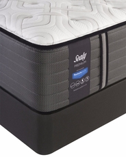Twin Sealy Posturepedic Response Premium Barrett Court IV Ultra Firm Mattress