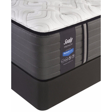 King Sealy Posturepedic Response Premium Barrett Court IV Ultra Firm Mattress