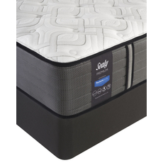 Twin Sealy Posturepedic Response Premium Warrenville IV Cushion Firm Mattress