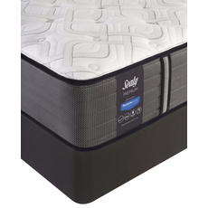 Sealy Posturepedic Response Premium Warrenville IV Cushion Firm Queen Mattress Set SDMB101715