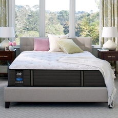 Sealy Posturepedic Response Premium Warrenville IV Cushion Firm Queen Mattress Only OVML031950