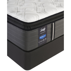 Sealy Posturepedic Response Premium Warrenville IV Cushion Firm Pillow Top Twin XL Mattress Set SDMB101704