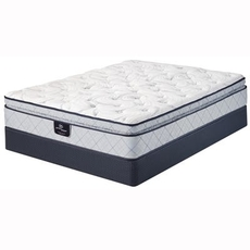 Serta Ashlyns Cove Super Pillow Top Twin Mattress Only SDMB032149 - Scratch and Dent Model ''As-Is''