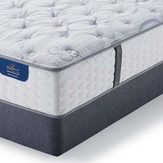 Queen Serta Bellagio Azzura II Plush Mattress